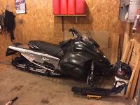 Motoneige Yamaha