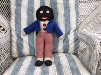 GOLLIWOG VINTAGE LARGE SIZE AND VERY RARE AND IN GREAT CONDITION. OVER 50 YEARS OLD
