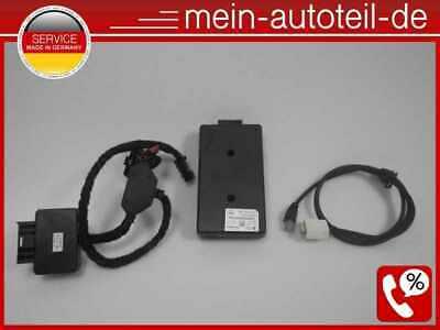 Mercedes W221 KOMPLETTES iPod Interface Adapter Stecker Anleitung B67824245 B6 7