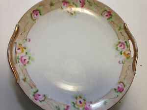 Collection of Antique Nippon and Noritake Dishes