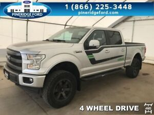 2015 Ford F-150 LARIAT  - Leather Seats -  Bluetooth - $283.37 B