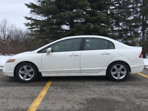 2008 Honda Civic from first owner