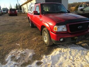 2008 Ford Ranger 2  Wd  3.0 L  5 spd  only 108 km