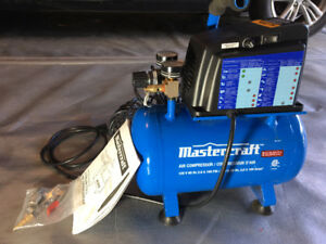 Mastercraft 2 Gallon Air Compressor Kit