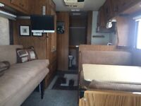 Motorhome for Rent new interior nice and clean !