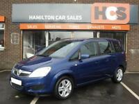 Vauxhall Zafira 1.6i 16v Life - 1 Year MOT, Warranty & AA Cover included
