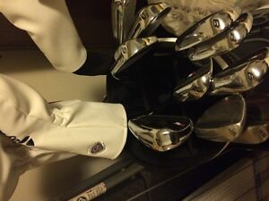 Taylor Made RSi irons and R15 Driver+3 wood+hybrid Edmonton Edmonton Area image 4
