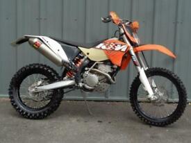 KTM EXC250F ENDURO TRAIL MOTORCYCLE
