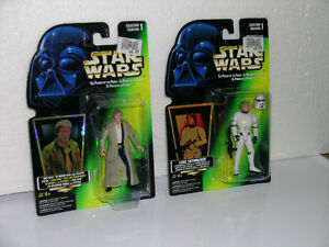 Star Wars Power of the Force Green Card figures Kitchener / Waterloo Kitchener Area image 7