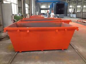 4m3 Skip Bins (With Door) FOR SALE! Revesby Bankstown Area Preview