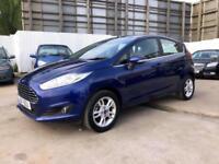 Ford Fiesta 1.25 ( 82ps ) 2017MY Zetec