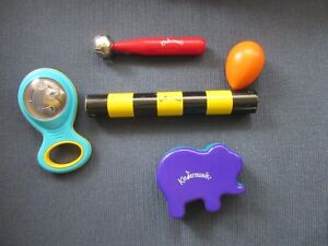 Kindermusik Instruments