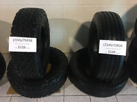 245/75R16 LT tires New Glasgow Nova Scotia Preview