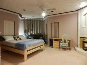 VIU oversized all inclusive room for male student or young pro.