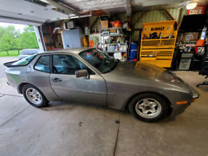 1985 Porsche 944 N/A, 116.xxx km. Price reduced