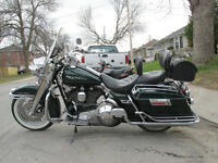 1997 HARLEY DAVIDSON ROAD KING FLHR 1340cc FULL CHROME DE HD