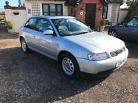 Audi A3 1.6 Auto *47,000 miles from new!* 1 years MoT!