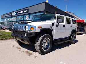 2003 HUMMER H2  **SAFETIED*US VEHICLE*ONE OWNER*NO ACCIDENTS**
