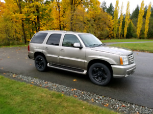 For sale 2003 Cadillac Escalade