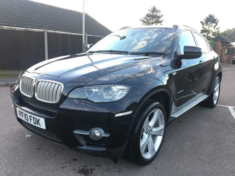 bmw x6 3 0td auto 2010 xdrive35d msport 4x4 in leicester leicestershire gumtree. Black Bedroom Furniture Sets. Home Design Ideas