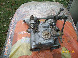 Weber 40 DOEC carb. London Ontario image 1