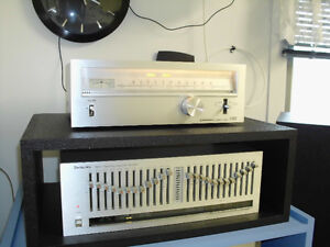 PIONEER TUNER WITH AMP