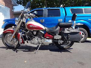 2004 Yamaha V-Star Classic 1100cc