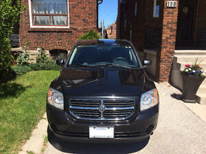 Saftied and E-Tested 2008 Dodge Caliber SXT