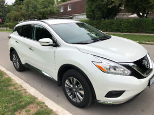 2017 Nissan Murano- Lease Takeover