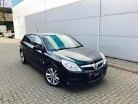 2006 56 reg Vauxhall Signum 1.9 CDTI 16v Elegance Black ESTATE + SAT NAV