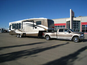 2009 Carriage Carri-lite Emerald Max1 and 2010 RAM 3500 Laramie