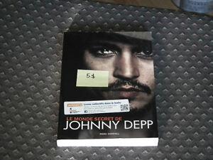 Deux bio   Johnny Depp et Louis Cyr