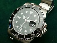 Rolex Submariner v5 Swiss ETA