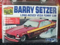 1971 VEGA BARRY SETZER FUNNY CAR JOHNNY LIGHTNING