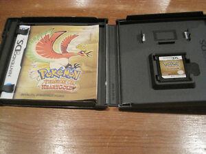Pokemon Version Or Nintendo DS (Pokemon HeartGold en Français) West Island Greater Montréal image 2