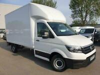 1fdc2aca7a1e8d Volkswagen Crafter CR35 LWB LUTON TAIL-LIFT 2.0TDI 140PS Startline DIESEL