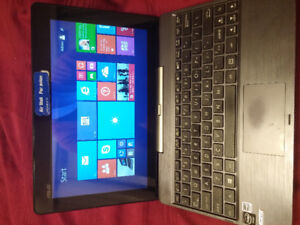 Asus tablet TF101 2 in 1 laptop/tablet