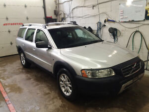 """2006 Volvo XC70 Wagon Back-Up Sensors Sunroof """"AS IS"""" Special"""