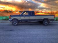 1990 F250 7.3 NEED GONE
