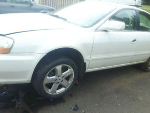 2003 Acura TLs For Parts
