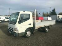 2009 Mitsubishi Fuso Canter Chassis Cab CHASSIS CAB Diesel Manual