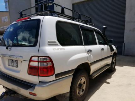 Toyota Landcruiser Hdj100R GXL Sunshine North Brimbank Area Preview