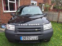 Landrover Freelander 2002