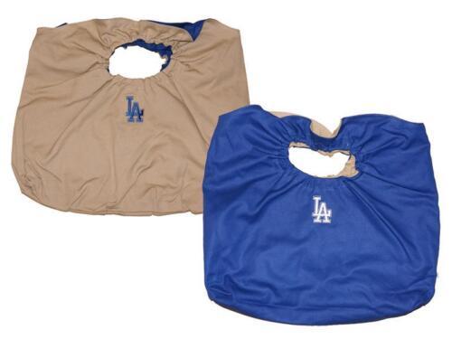 Los Angeles Dodgers Women's Scrunch Reversible Handbag touch