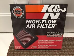 K&N air filter West Island Greater Montréal image 1