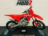 2021 HONDA CRF 450 MOTOCROSS BIKE **NEW MODEL** CRF KXF SXF FC YZF RMZ