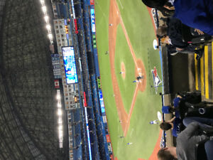 TD COMFORT ZONE BLUE JAY TICKETS