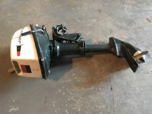 Moteur de chaloupe 4 hp