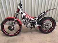 2008 250 Beta Rev 4t trials bike