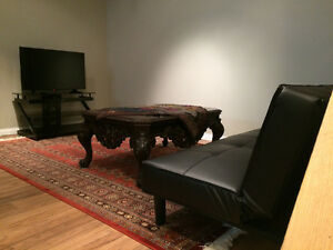 Fully Furnished Basement for Rent in Bridlewood SW